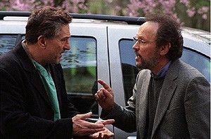 Sind wir ein Team oder nicht? Billy Crystal (r.) und Robert De Niro