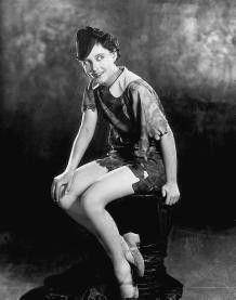 Betty Bronson überzeugt in der Rolle des Peter Pan