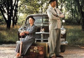 Mit dir red' ich nicht mehr! Jessica Tandy und  Morgan Freeman in den Titelrollen