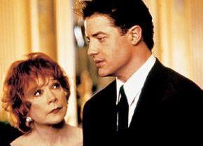 Was bist du so nachdenklich? Shirley MacLaine und Brendan Fraser