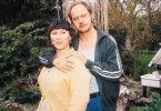 Ein schickes Paar, oder? Eva Mattes und Uwe  Ochsenknecht