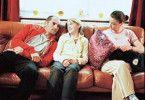 Trautes Heim? Patrick O'Kane, Bronagh Gallagher und Louise Doran (v.l.)