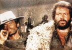 Ok, holen wir die Kohle! Terence Hill (l.) und Bud Spencer