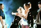 Wem können wir uns nur anvertrauen? Jodie Foster, Cherie Currie, Kandica Stroh und Marilyn Kagen (v.l.)