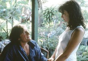 Du musst dich mehr um deinen Sohn kümmern! Geraldine Pailhas ermahnt Gérard Depardieu