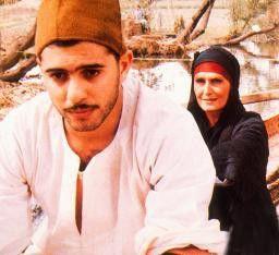 Mutter Courage und der Affendompteur: Dalida und  Mohsen Mohieddine