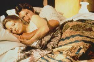 Haben nicht immer Spaß immer Bett: Jodie Foster und Richard Gere