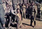 Der Kriegsgefangene Miller (Timothy Bottoms, M.) wird seinen Fluchtversuch mit dem Leben bezahlen