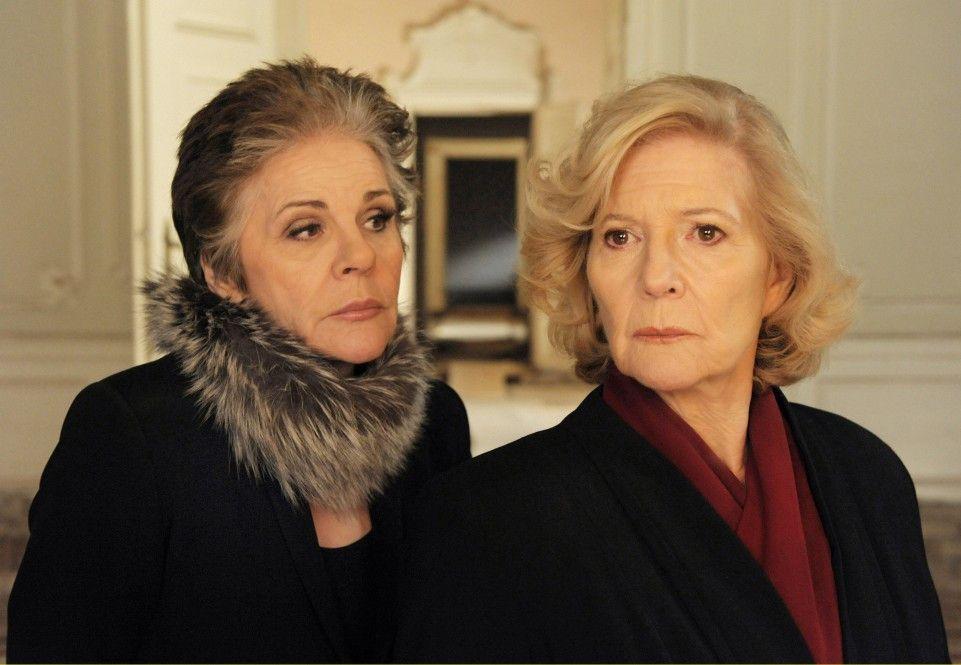 Nicht nur Film-Schwestern: Maresa (l.) und Christiane Hörbiger