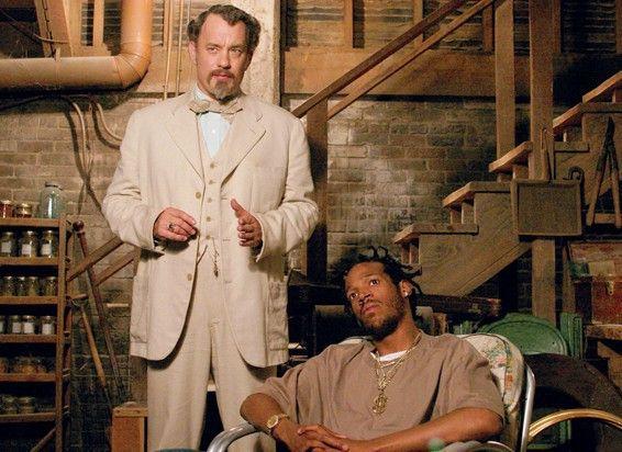 Der Professor und sein Komplize! Tom Hanks und Marlon Wayans