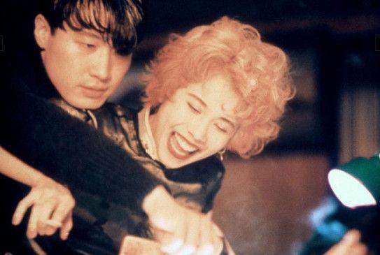 Der stumme He Qiwu (Takashi Kaneshiro) hat sich in  Charlie Young verliebt