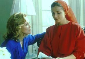 Hat Mami dich nicht fein gemacht? Faye Dunaway mit  Natasha Richardson