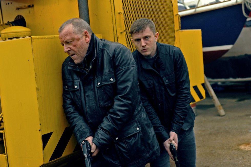 Cops und Kumpels: Ray Winstone (l.) und Ben Drew