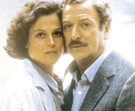 Ein seltsames Paar: Sigourney Weaver und Michael  Caine