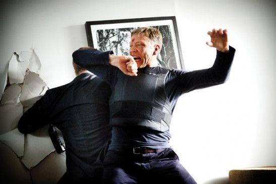 Mit Agent Hamilton (Mikael Persbrandt) ist nicht zu spaßen