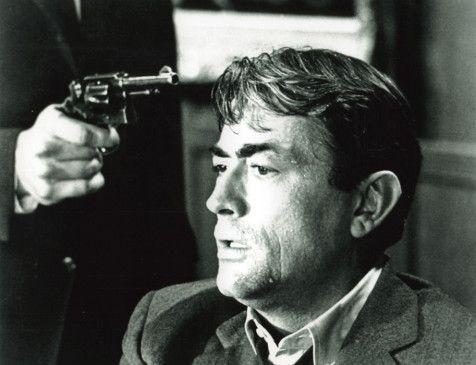 Bin ich ein Mörder? Gregory Peck irritiert