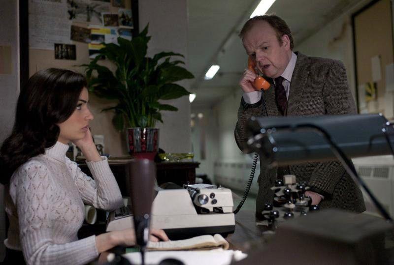 Auf der Suche nach dem richtigen Geräusch: Toby Jones