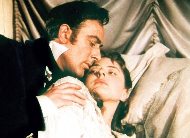 Verbotene Liebe: Michael Wilding und Ingrid Bergman