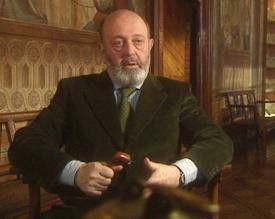 Die letzten Venezianer: Conte Girollamo Marcello  aus der ältesten  Adelsfamilie Venedigs