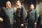 Freund oder Feind? Wolfgang Engels (l.) und Götz von Langheim (M.) sind sich nicht sicher