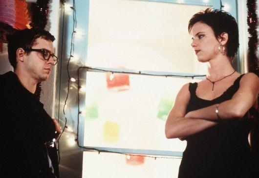 Claires Bruder Jason (Giovanni Ribisi) und ihre Freundin April (Juliette Lewis)