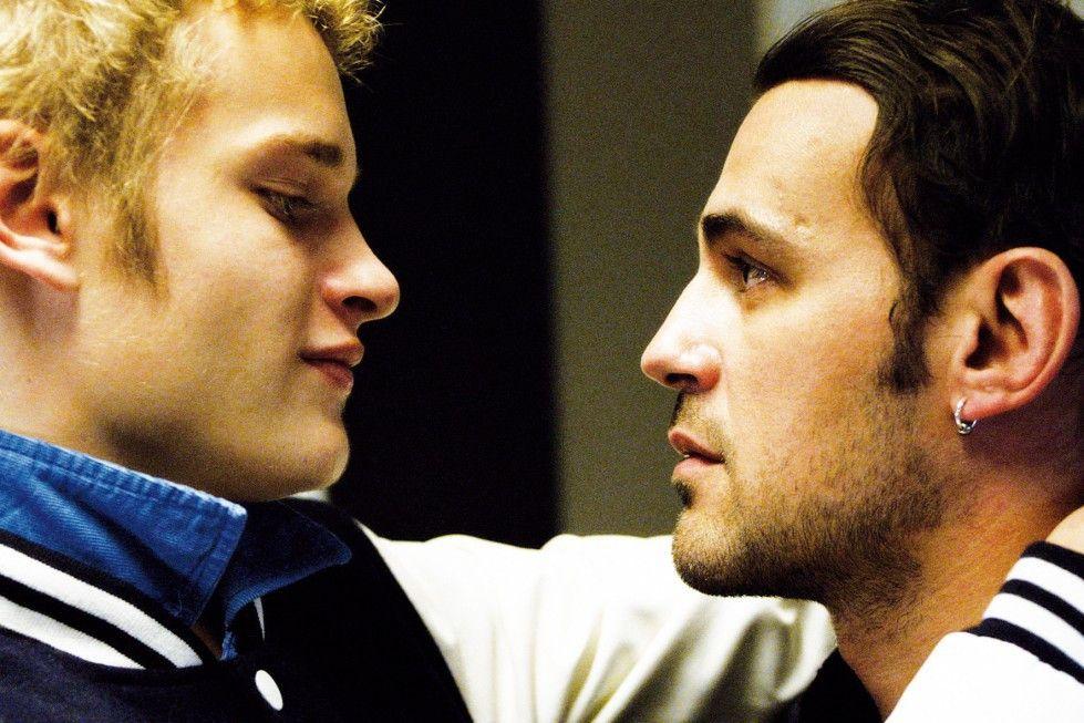 Stricher-Liebe am Abgrund: Vassili (Stéphane Rideau, r.) und Angelo (Dimitri Durdaine)