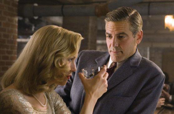Offener Schlagabtausch: Reneé Zellweger und George Clooney