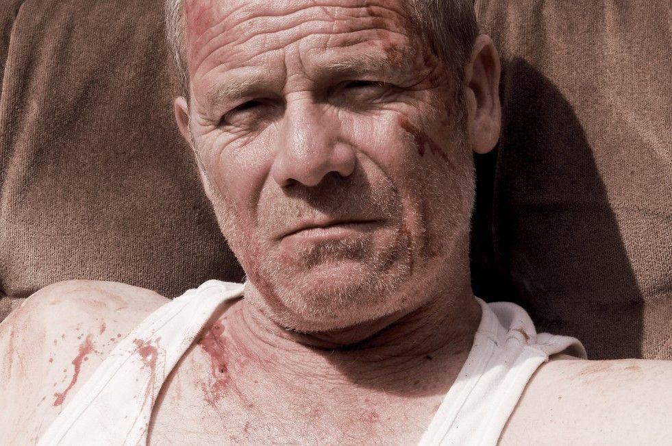 Hat sich wieder beruhigt: Peter Mullan als Joseph