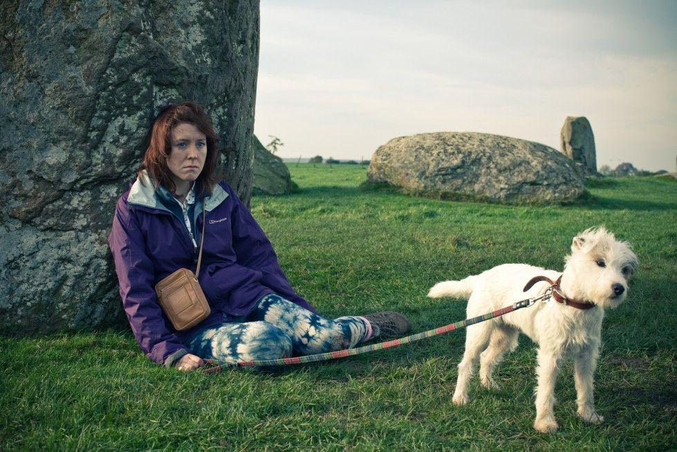 Verlassen in England: Alice Lowe als Tina