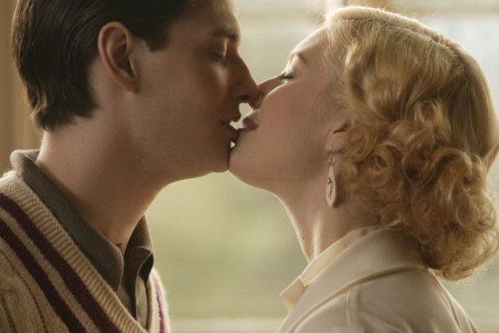 Ein Kuss vor aller Augen: Jessica Biel und Ben Barnes