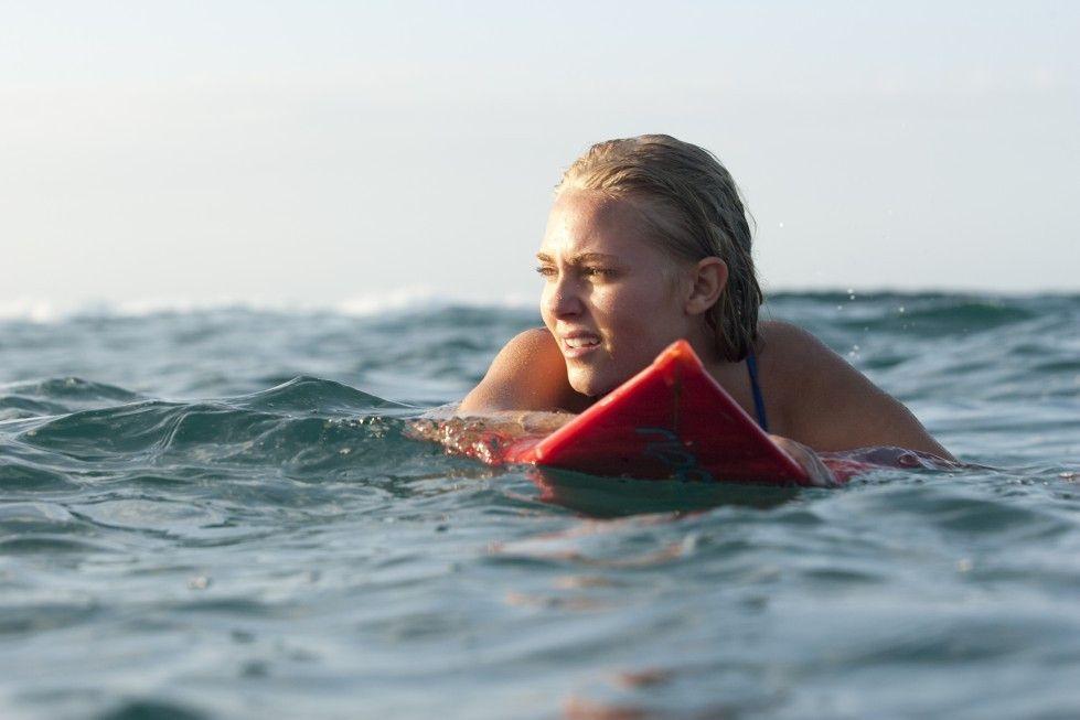 Warten auf die nächste Welle! AnnaSophia Robb  als Bethany Hamilton