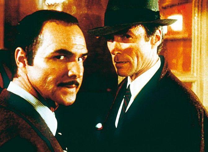 Können sich nicht leiden: Burt Reynolds (l.) und Clint Eastwood