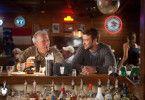 Gespräch unter Männern: Clint Eastwood (l.) und Justin Timberlake