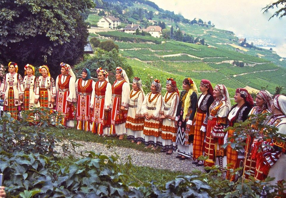 """Legendär: die bulgarischen Frauenstimmen von """"Le Mystère des Voix Bulgares"""""""