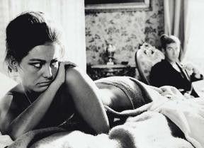 Heute hab' ich keine Lust! Claudia Cardinale