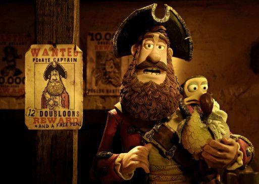 Gesucht: der Piratenkapitän
