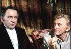 Schurken unter sich: Martin Gabel (l.) und Kirk Douglas