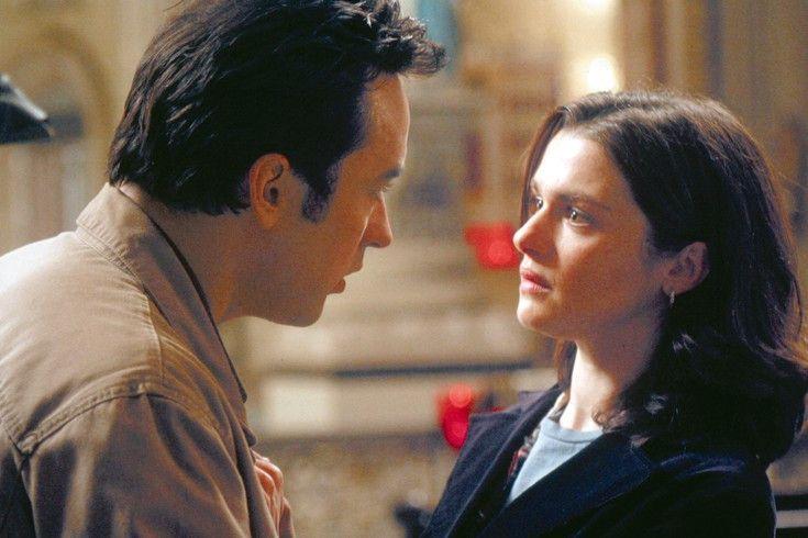 Der Geschworene Nicolas (John Cusack, mit Rachel Weisz) treibt ein doppeltes Spiel