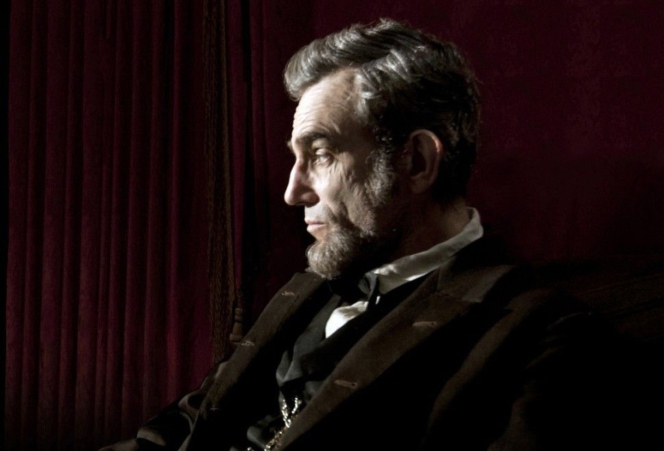 Inkarnation von Abraham Lincoln: Daniel Day-Lewis