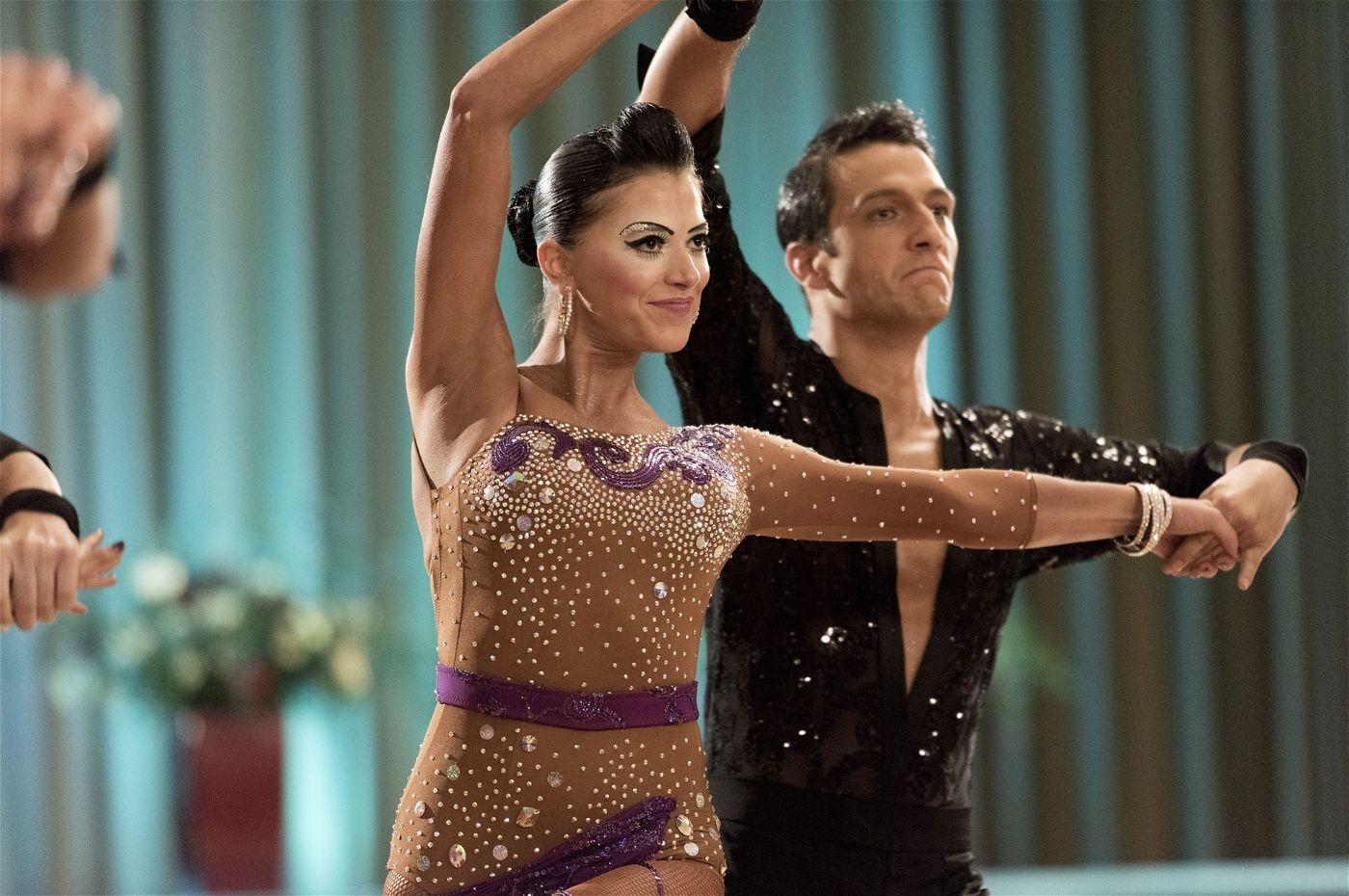 Im so wichtigen Tanz-Wettbewerb liefern Marie und Remo eine starke Leistung ab.