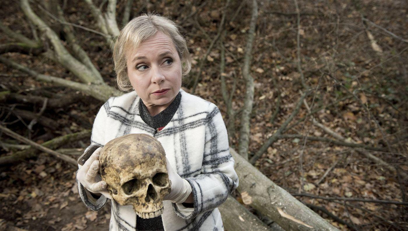 Bei der Toten handelt es sich um die Tänzerin Elmira Dumbrowa.