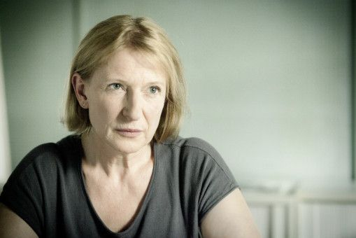 Kriminalhauptkommissarin Paula Ringelhahn (Dagmar Manzel).