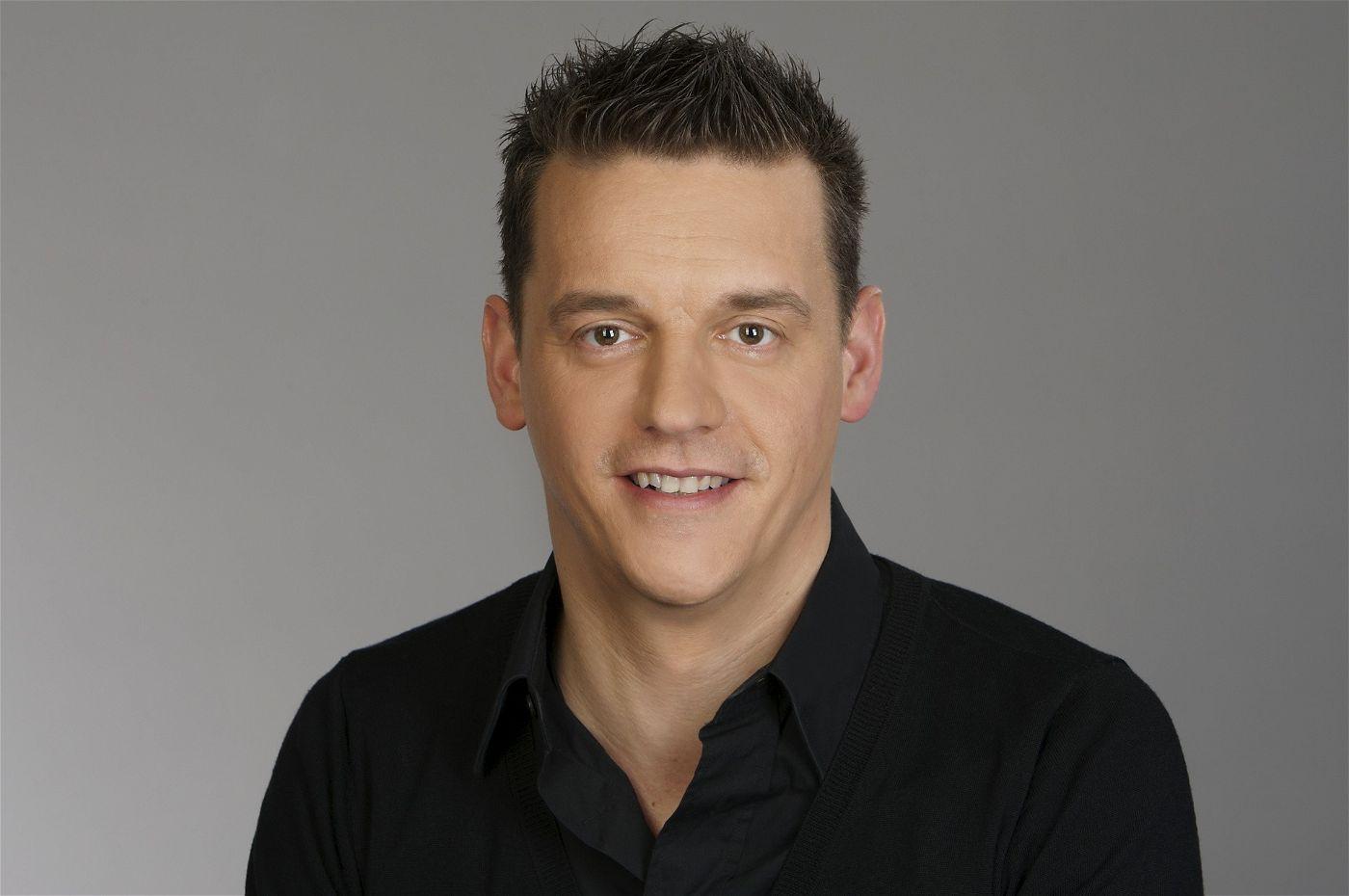 Oliver Schmidt kommentiert ebenfalls für das ZDF.
