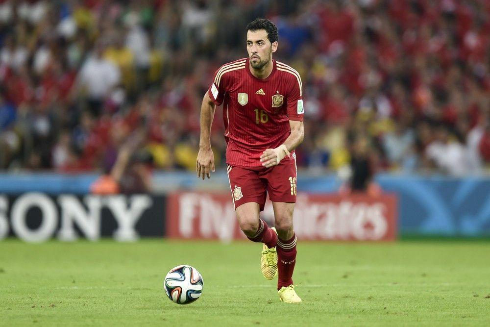 <p><b>Name</b>: Sergio Busquets</p> <p><b>Nationalmannschaft</b>: Spanien</p>