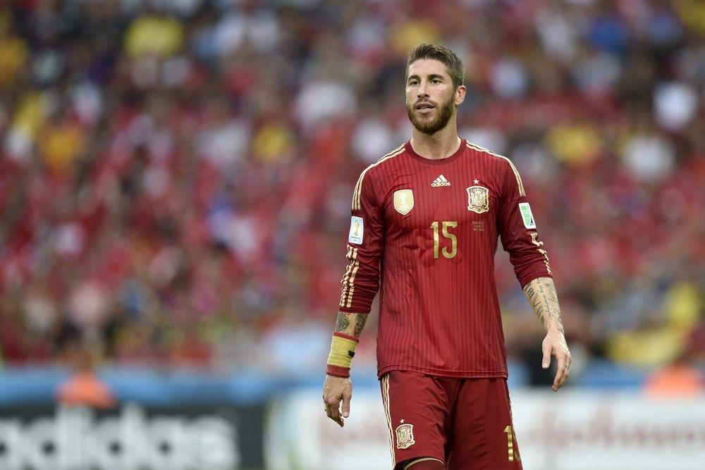 <p><b>Name</b>: Sergio Ramos</p> <p><b>Nationalmannschaft</b>: Spanien</p>