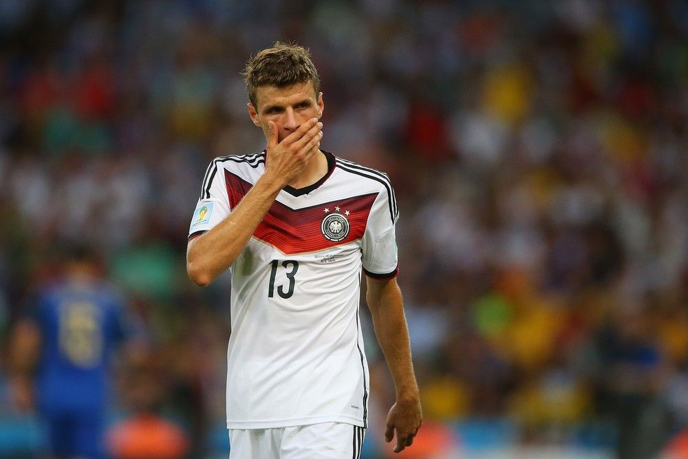 <p><b>Name</b>: Thomas Müller</p> <p><b>Nationalmannschaft</b>: Deutschland</p>