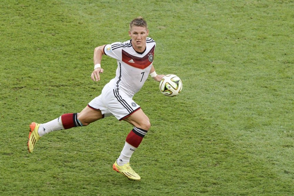 <p><b>Name</b>: Bastian Schweinsteiger</p> <p><b>Nationalmannschaft</b>: Deutschland</p>