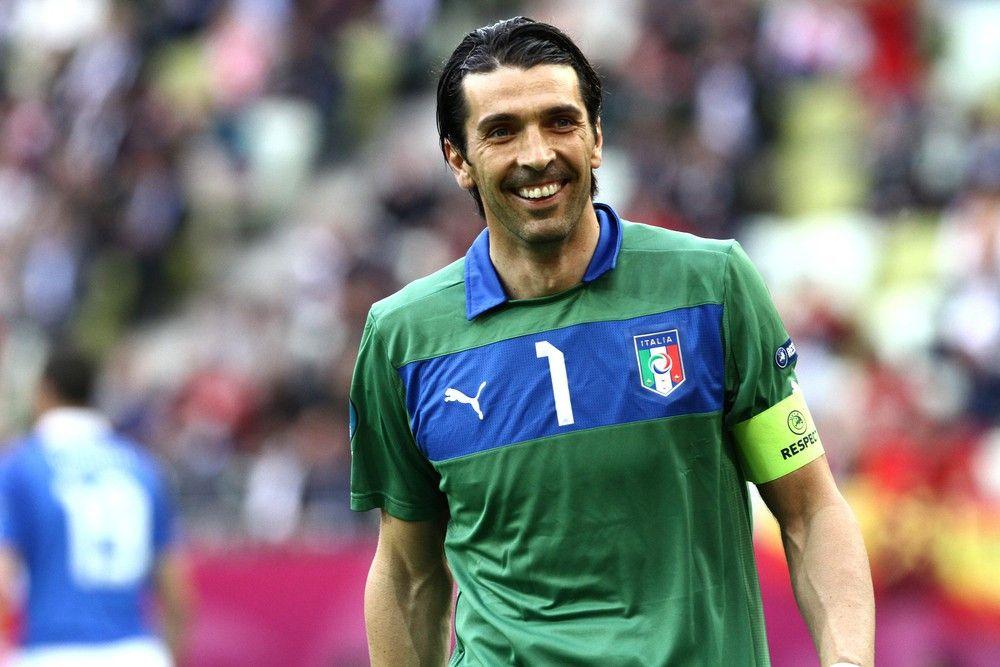 <p><b>Name</b>: Gianluigi Buffon</p> <p><b>Nationalmannschaft</b>: Italien</p>