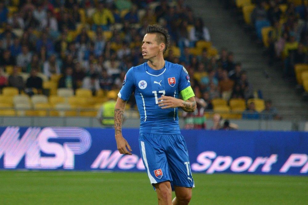 <p><b>Name</b>: Marek Hamsik</p> <p><b>Nationalmannschaft</b>: Slowakei</p>