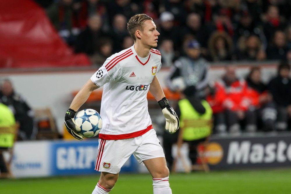<b>Rückennummer:</b> 12 <br> <b>Position:</b> Tor <br> <b>Name:</b> Bernd Leno <br> <b>Verein:</b> Bayer Leverkusen
